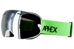 White Green-(Lens: Silver)-swatch